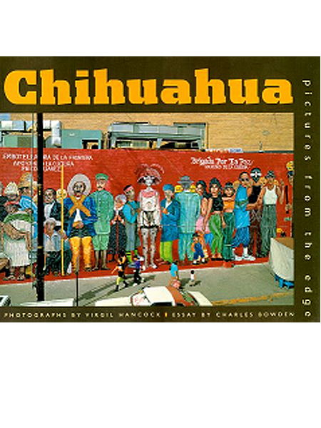 Mural in Chihuahua building